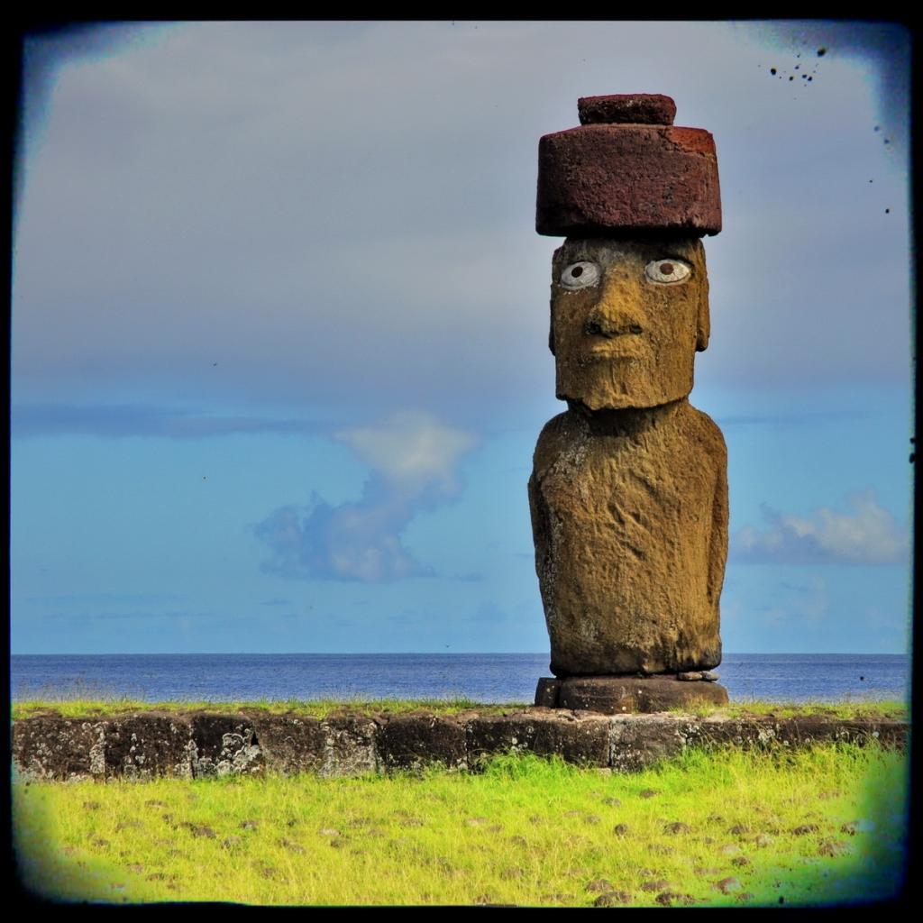 énergie moai île de pâques