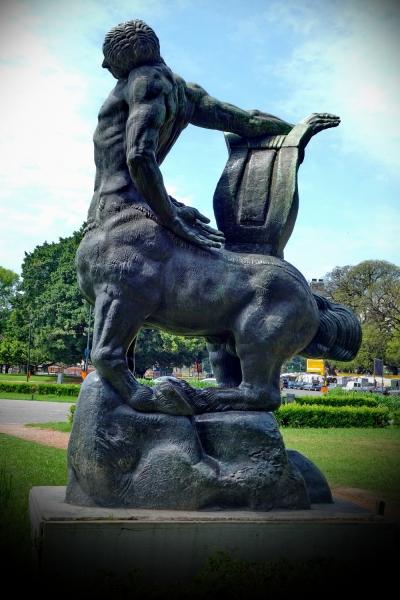 centaure antoine bourdelle.JPG