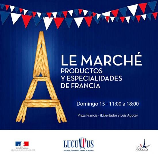 marche français buenos aires